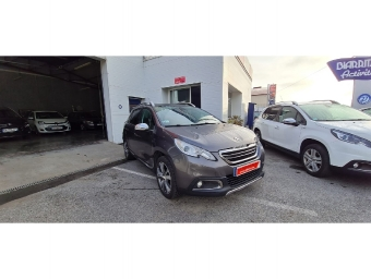<strong>PEUGEOT 2008</strong><br/>1.6 BlueHDi 120ch S&S BVM6 Féline Cuivre