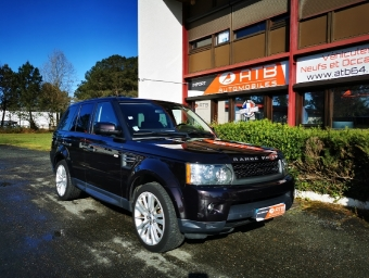 <strong>LAND ROVER RANGE ROVER</strong><br/>Sport TDV6 3.0L HSE Automatique