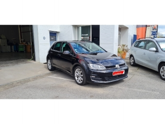 <strong>VOLKSWAGEN GOLF</strong><br/>2.0 TDI 150 BlueMotion Technology FAP Carat DSG6