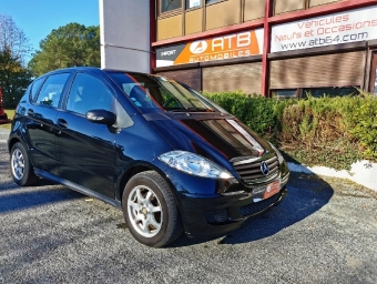 <strong>MERCEDES CLASSE A</strong><br/>180 CDI Classic