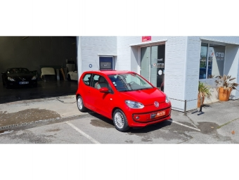 <strong>VOLKSWAGEN UP</strong><br/>1.0 60 BlueMotion Technology High Up!