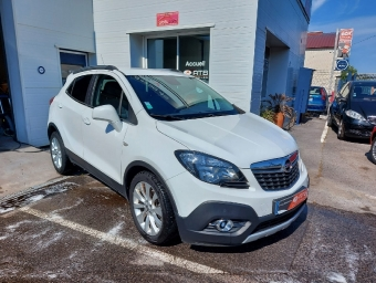 <strong>OPEL MOKKA</strong><br/>1.4 Turbo - 140 ch 4x2 Start&Stop Cosmo Pack