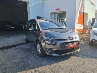 <strong>CITROEN C4 PICASSO</strong><br/>Grand C4 Picasso BlueHDi 120 S&S Feel
