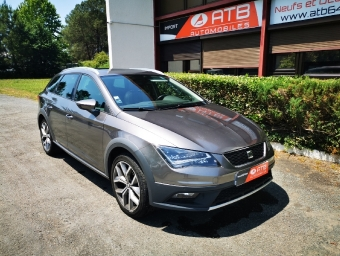 <strong>SEAT LEON</strong><br/>X-Perience 2.0 TDI 184 ch 4Drive DSG