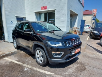 <strong>JEEP COMPASS</strong><br/>2.0 I MultiJet II 140 ch Active Drive BVA9 Limited
