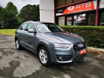 <strong>AUDI Q3</strong><br/>2.0 TDI 177 ch Quattro Ambiente S tronic 7