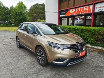 <strong>RENAULT ESPACE</strong><br/>dCi 160 Energy Twin Turbo Initiale Paris EDC