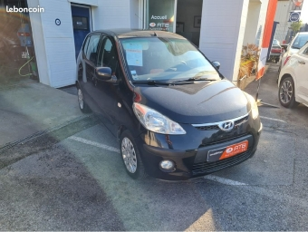 <strong>HYUNDAI I10</strong><br/>1.2 Pack Clim II
