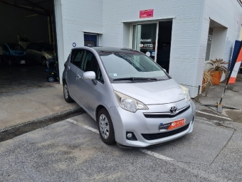 <strong>TOYOTA VERSO S</strong><br/>Verso-S 90 D-4D Dynamic