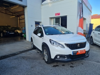 <strong>PEUGEOT 2008</strong><br/>PureTech 82ch S&S BVM5 Signature