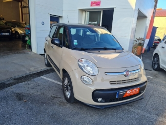 <strong>FIAT 500L</strong><br/>1.6 Multijet 16V 120 ch S/S Lounge