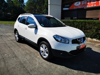 NISSAN QASHQAI 1.6 dCi 130 Stop/Start All-Mode 4x4-i Connect Edition