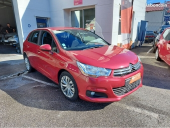 <strong>CITROEN C4</strong><br/>HDi 90 FAP Attraction