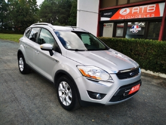 <strong>FORD KUGA</strong><br/>2.0 TDCi 140 DPF 4x2 Trend Pack