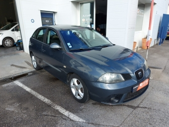 <strong>SEAT IBIZA</strong><br/>1.4 TDI 70 Sport Edition