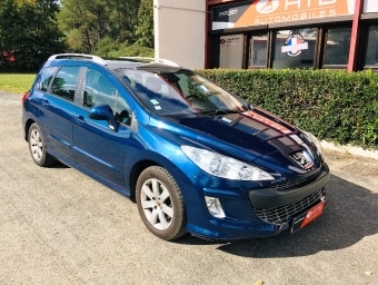 <strong>PEUGEOT 308 SW</strong><br/>308 SW 2.0 HDi 136ch FAP Premium BVA