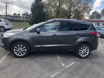 <strong>FORD KUGA</strong><br/>2.0 TDCi 150 S&S 4x2 Titanium
