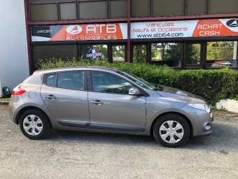 <strong>RENAULT MEGANE</strong><br/>III dCi 110 FAP eco2 Expression Euro 5